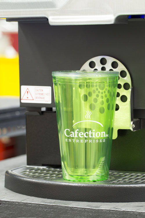 Cafection - Small & Efficient